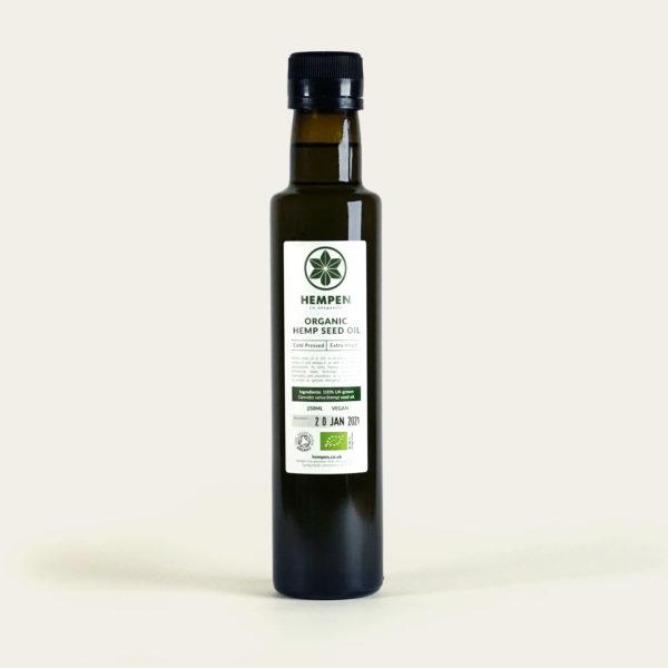 Organic Hemp Oil from Hempen