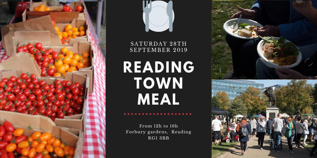 Reading Town Meal 2019