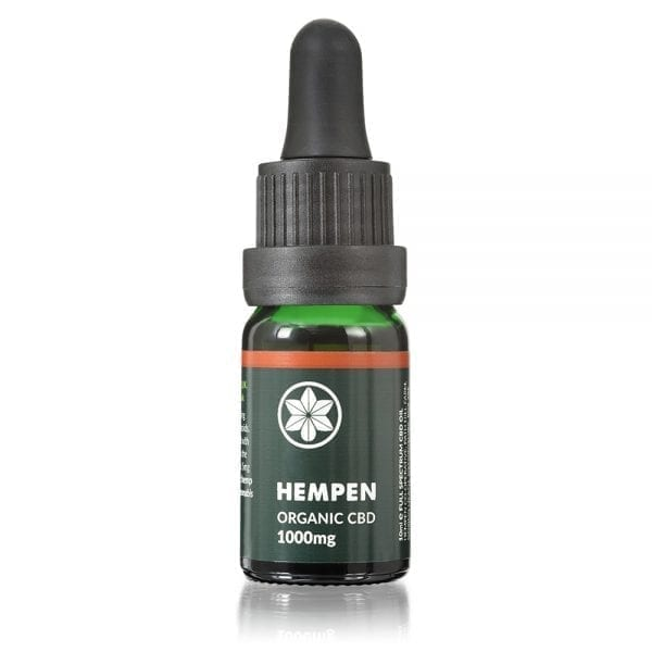 Hempen Organic CBD Oil 1000mg