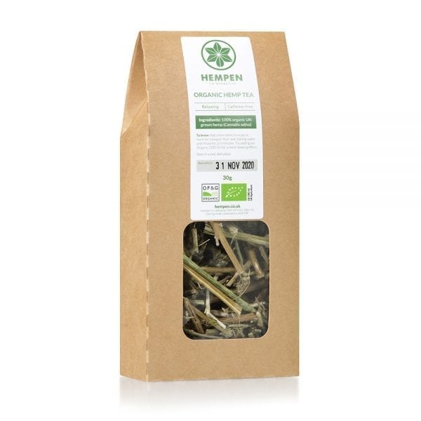Hempen Organic Hemp Tea