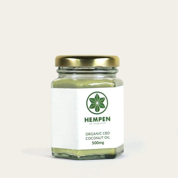 Organic CBD Coconut Oil