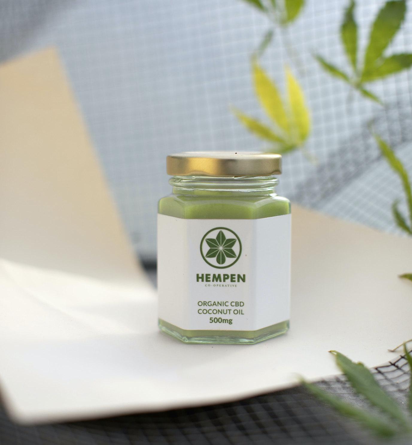 CBD for Skin Care, CBD Coconut Oil